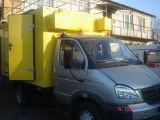 Автомастерская на базе ГАЗ-33104 Валдай подробнее...